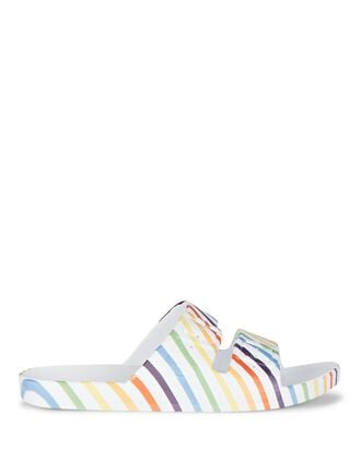 x Solid & Striped Two Band Slide, MULTI, hi-res