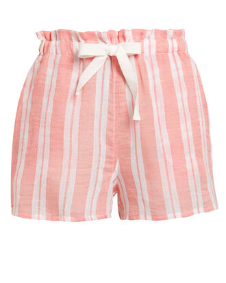 Doro Striped Shorts, LIGHT STRIPE, hi-res