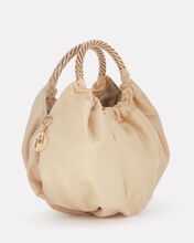 Vera Mini Pouf Bag, GOLD, hi-res