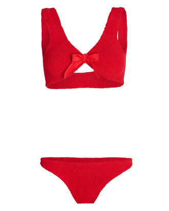 Angela Bikini Set, RED, hi-res