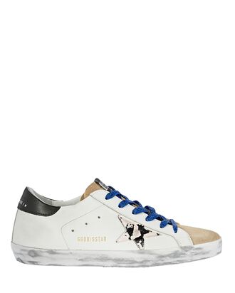 Superstar Low-Top Sneakers, WHITE, hi-res