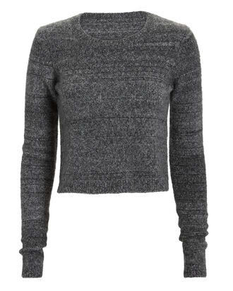 Blanche Sweater, CHARCOAL, hi-res