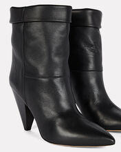 Luido Leather Ankle Boots, , hi-res