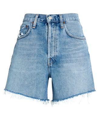 Riley Cut-Off Denim Shorts, SNAPSHOT, hi-res