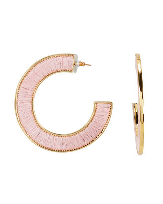 Fiona Hoops, ROSE GOLD, hi-res