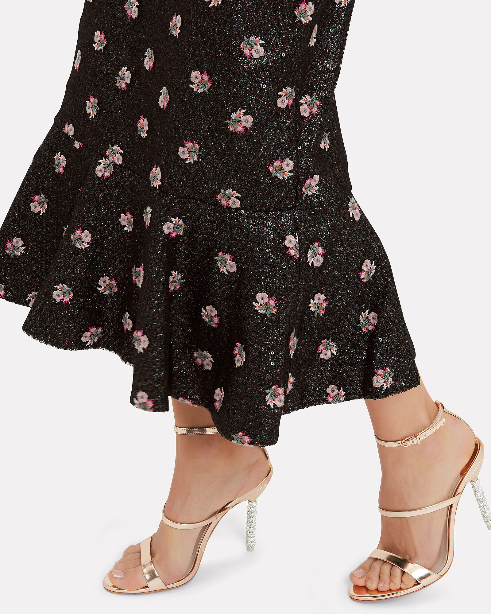 Aidan Floral Skirt, MULTI, hi-res