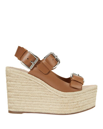 Fiesta Wedges, BROWN, hi-res