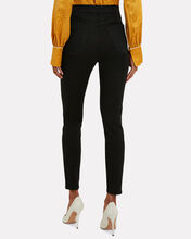 Sabine High-Rise Skinny Jeans, BLACK, hi-res