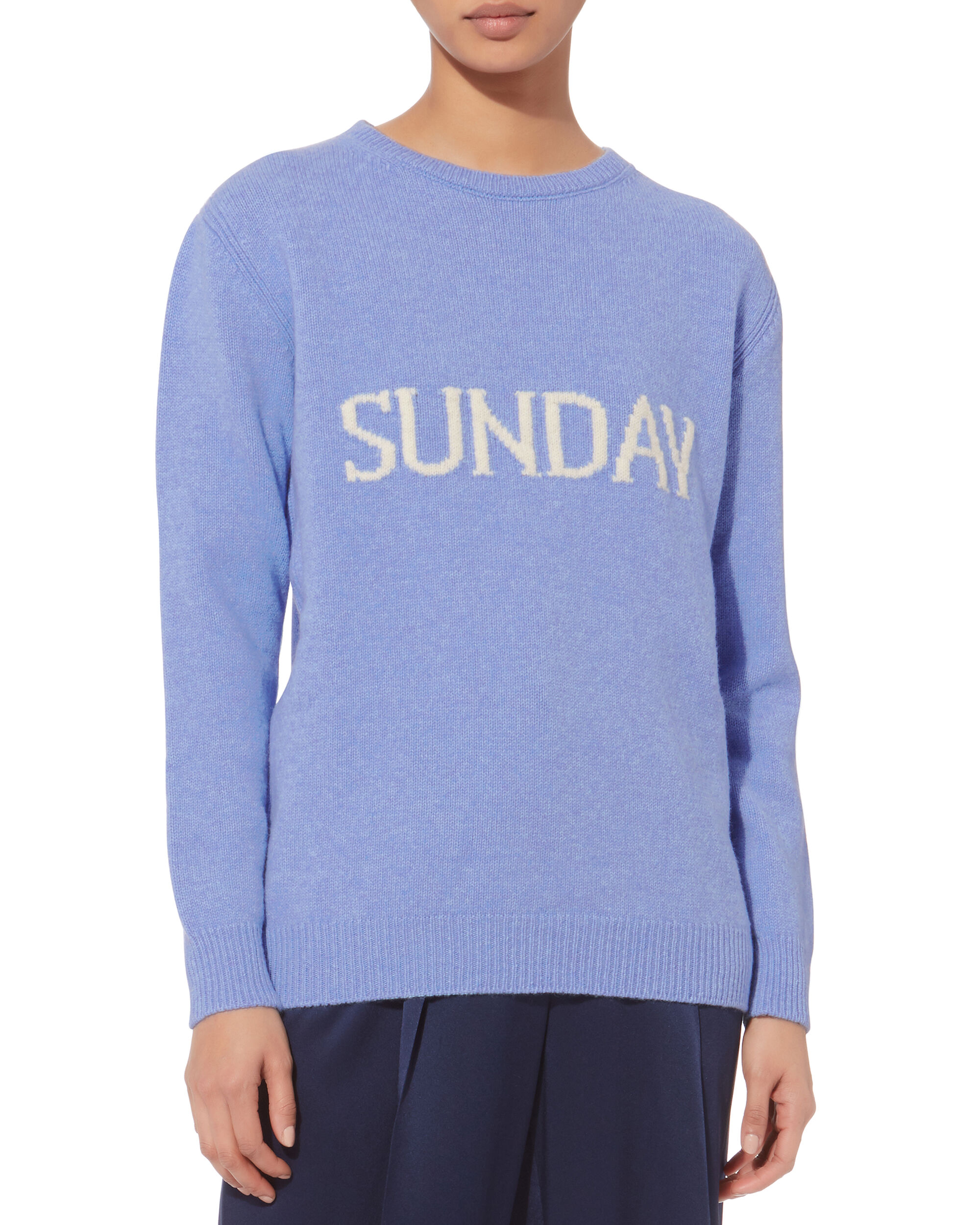Sunday Sweater, PURPLE-LT, hi-res