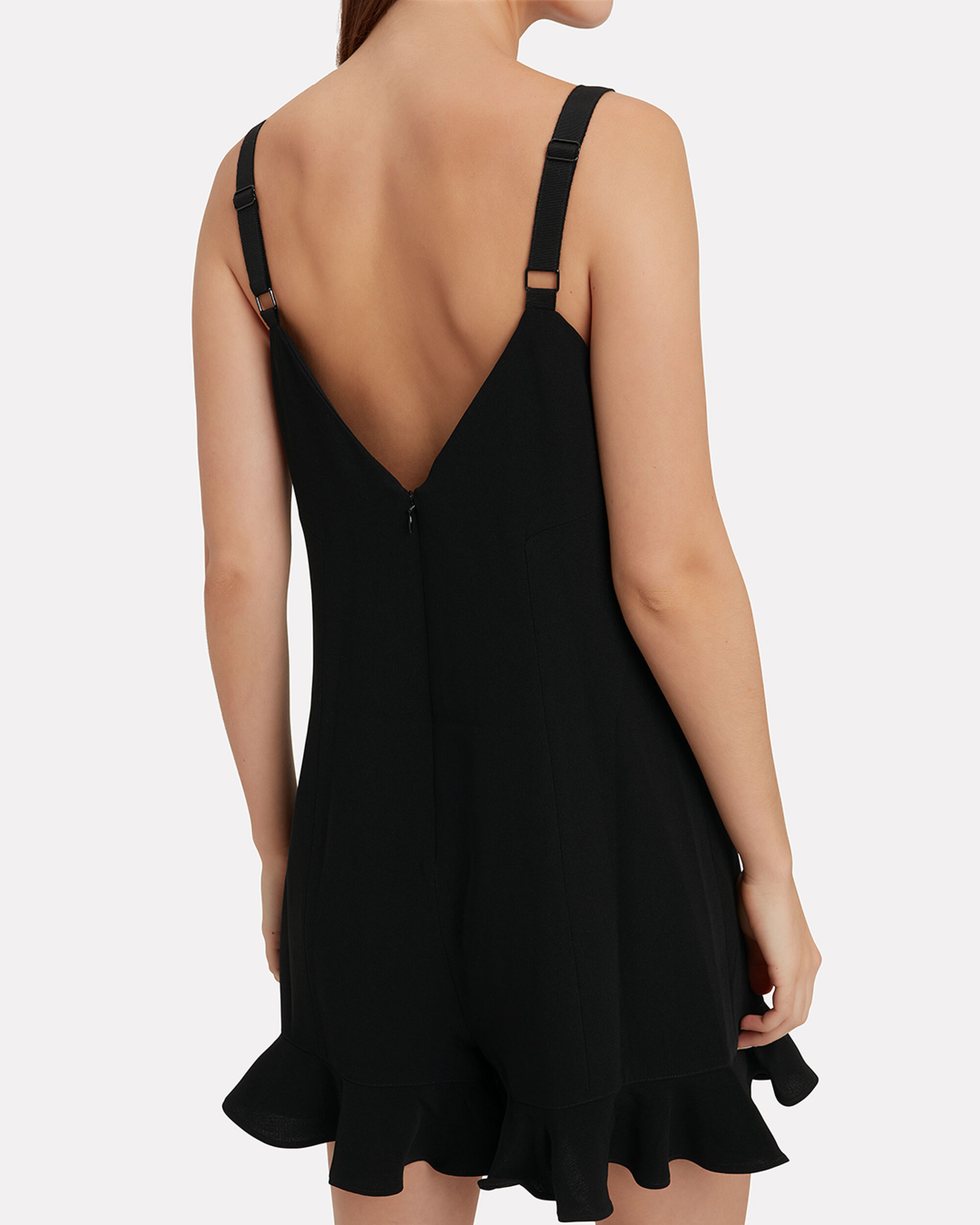 Audrey Playsuit, BLACK, hi-res