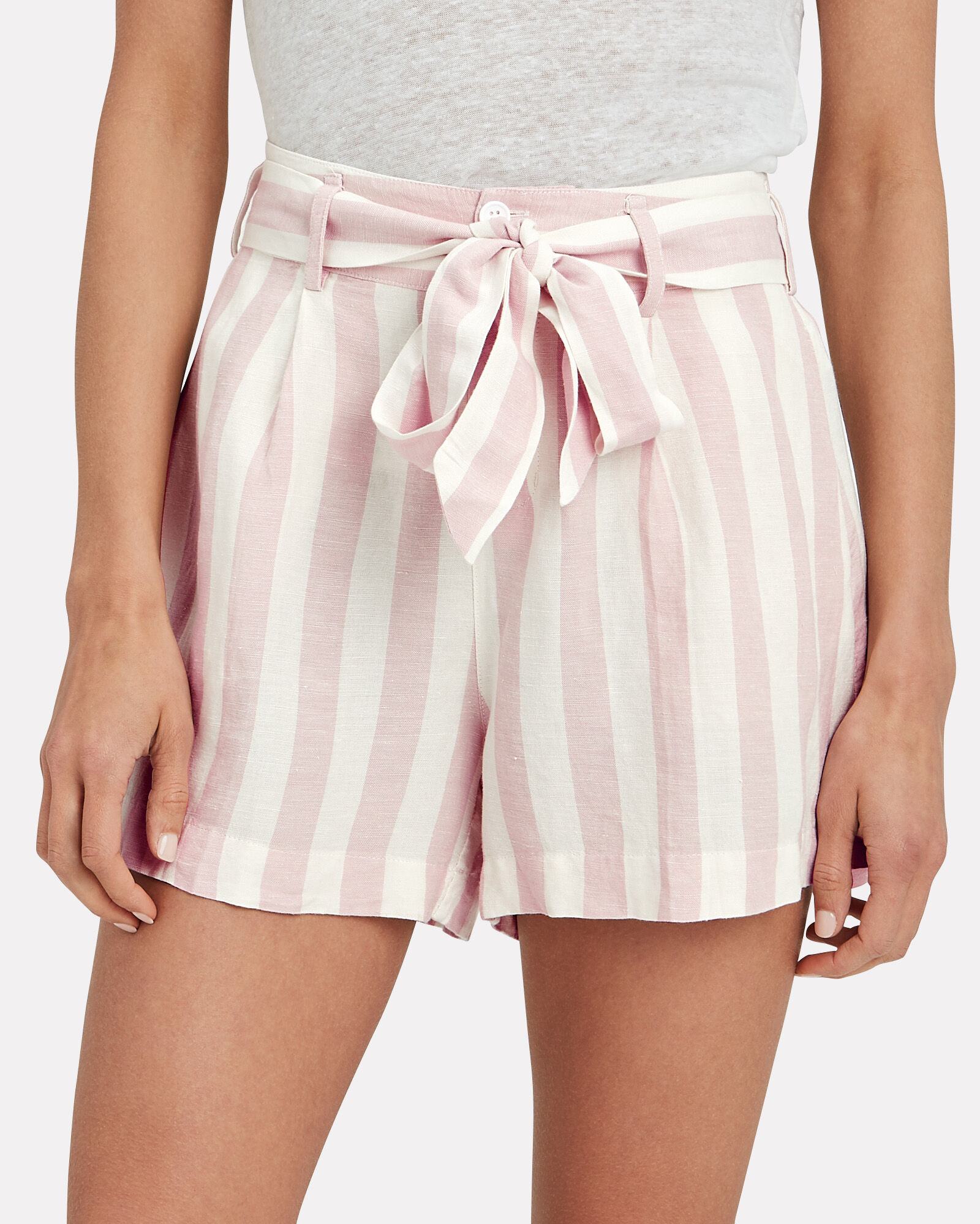 Katy Petal Stripe Shorts, MULTI, hi-res