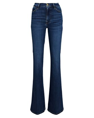 Le High Flare Jeans, LUPINE, hi-res