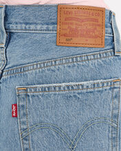501 Luxor Distressed Denim Shorts, LIGHT WASH DENIM, hi-res