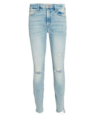 The Looker Ankle Skinny Jeans, CUT FLOWERS, hi-res