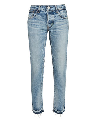Maywood Tapered Skinny Jeans, DENIM, hi-res