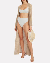 Nerea Mesh Cover-Up, BLUSH, hi-res