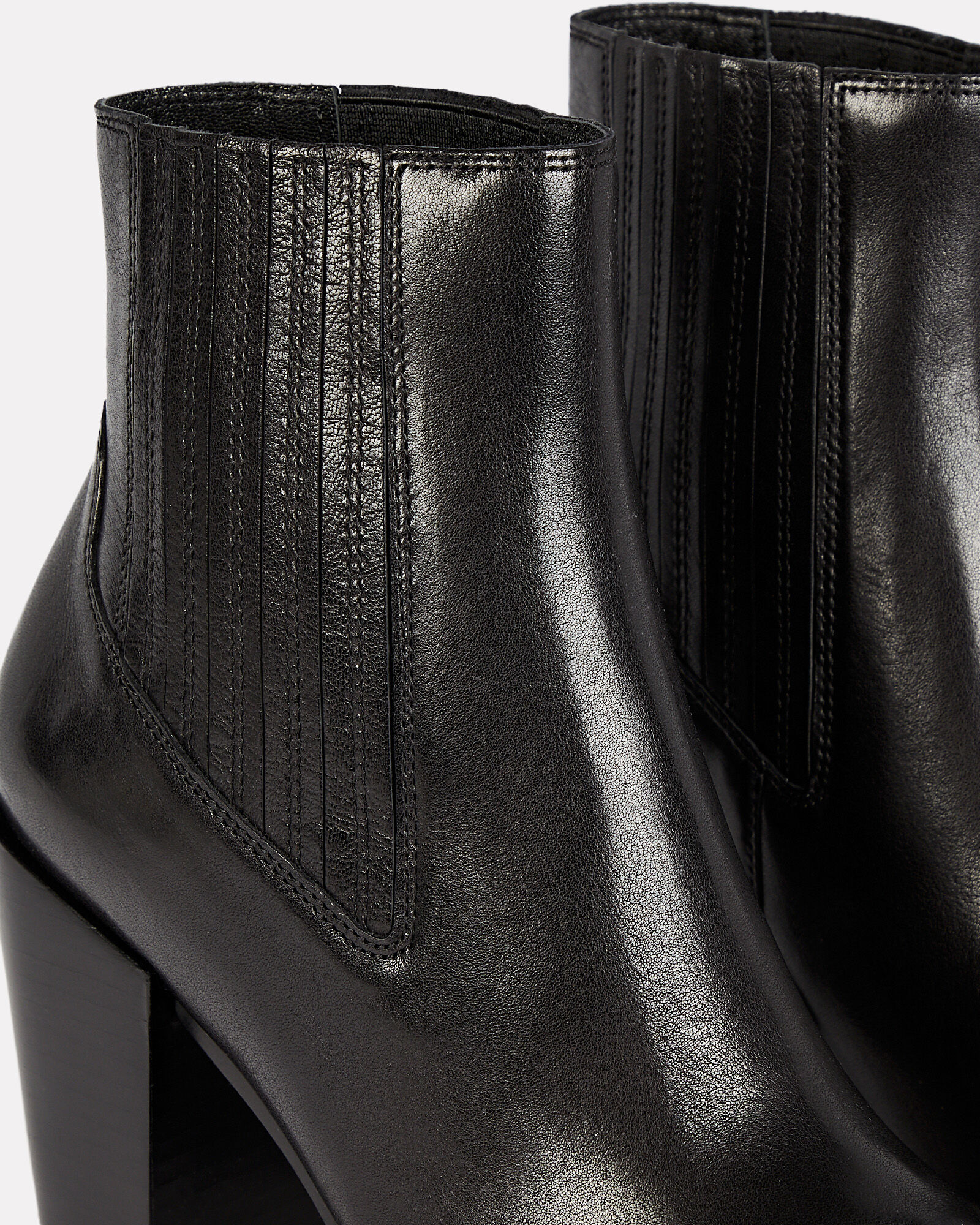 Rover Leather Chelsea Boots, BLACK, hi-res
