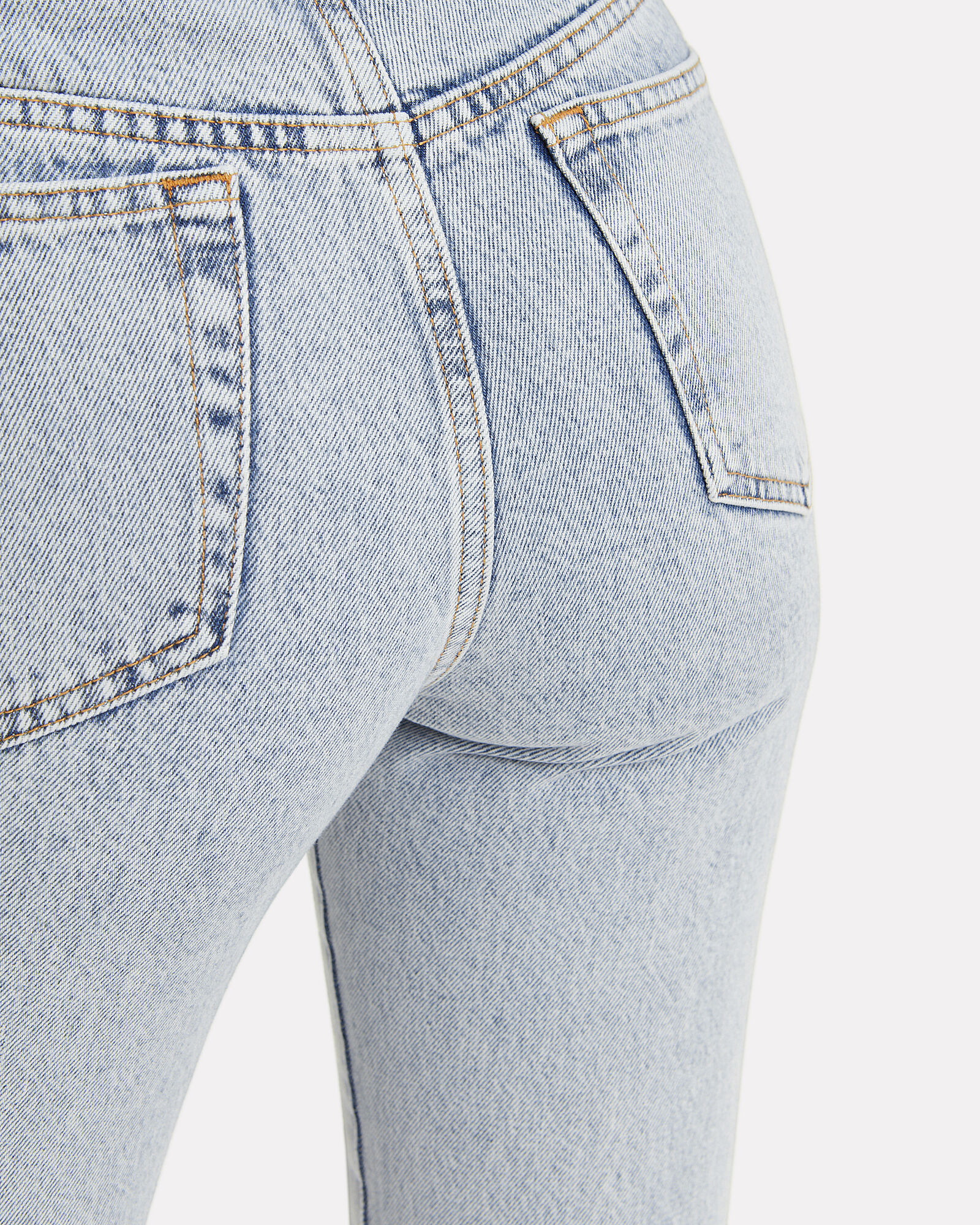 Cali Cropped Acid Wash Jeans, ACID WASH, hi-res
