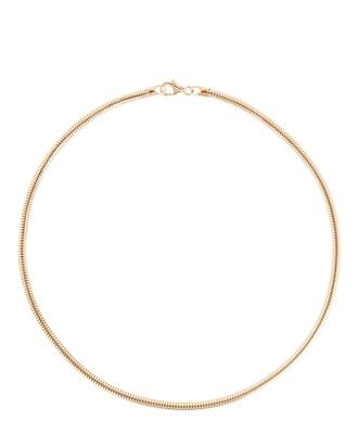 Zenith Snake Chain Necklace, GOLD, hi-res