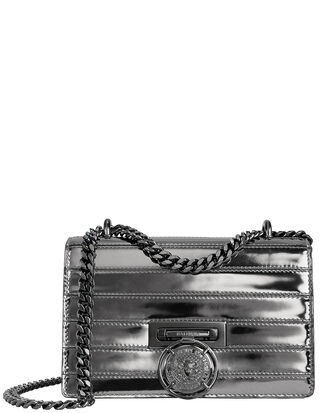 Bbox 20 Mirror-Effect Bag, METALLIC LEATHER, hi-res