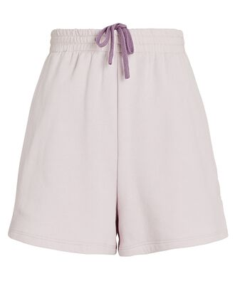 Wrenn Cotton Terry Shorts, LIGHT PURPLE, hi-res