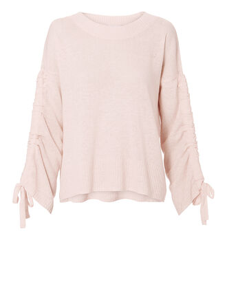 Zora Sweater, PINK, hi-res