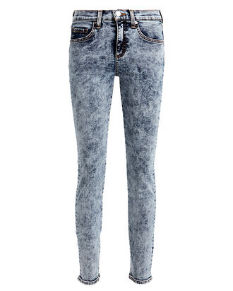 Brooke Acid Wash Skinny Jeans, ACID INDIGO DENIM, hi-res