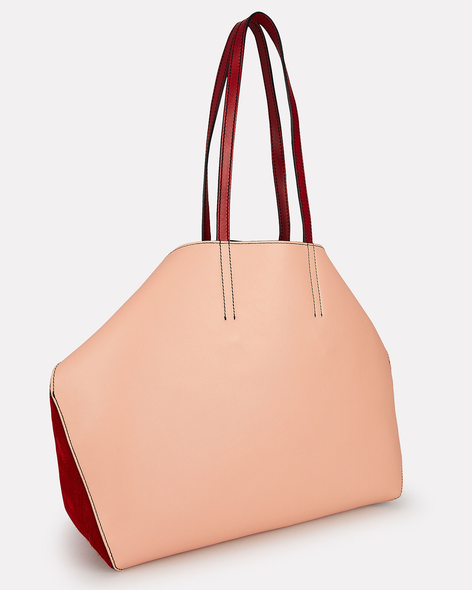 Butterfly Tote, PINK, hi-res