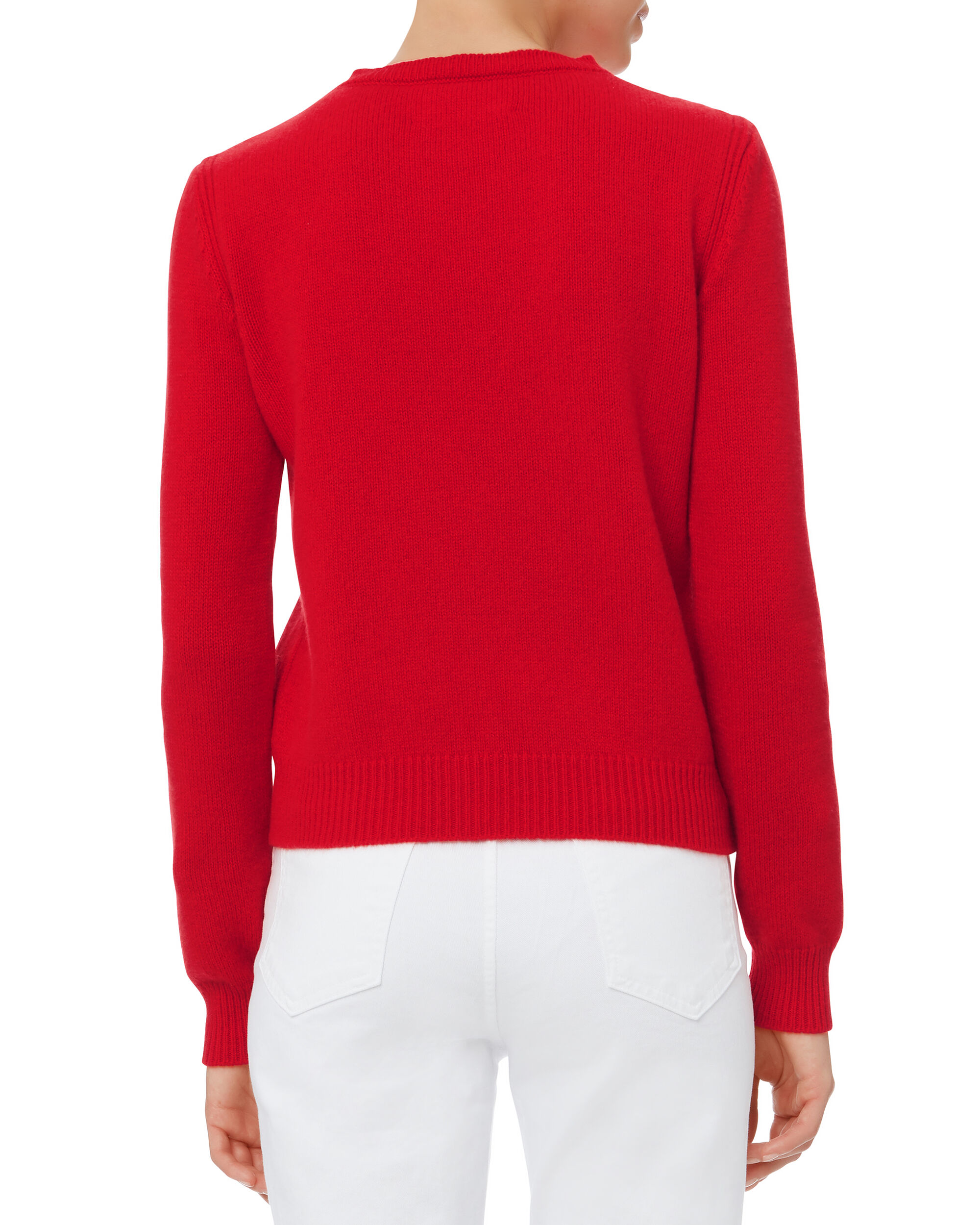 Tuesday Sweater, RED, hi-res