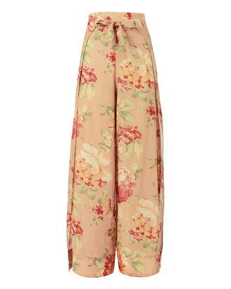 Corsair Floral Wide Leg Pants, PRI-FLORAL, hi-res