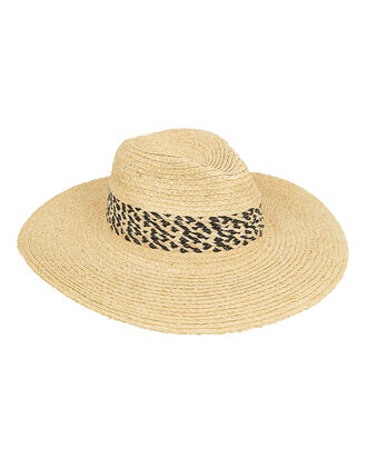 Safari Continental Hat, BEIGE/BLACK, hi-res