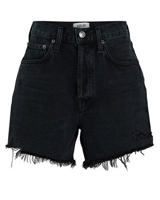 Riley Cut-Off Denim Shorts, VORTEX, hi-res