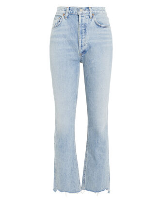 Riley High-Rise Jeans, LIGHT BLUE WASH, hi-res
