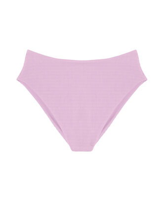 Paula High-Rise Bikini Bottoms, LILAC, hi-res