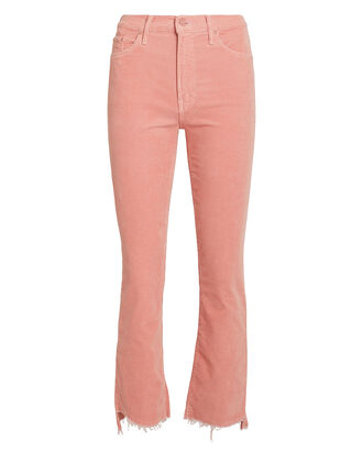 The Insider Corduroy Ankle Jeans, PINK, hi-res