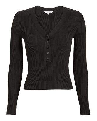 Kendra Knit Top, BLACK, hi-res