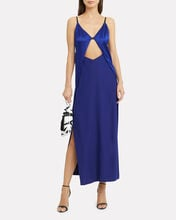 Tessellate E-Hook Cobalt Dress, BLUE-DRK, hi-res