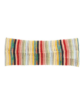 Striped Headband, RAINBOW STRIPE, hi-res