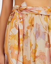 Tempo Tiered Floral Maxi Skirt, MULTI, hi-res