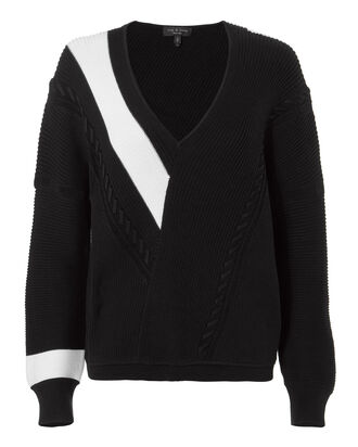 Cricket Sweater, BLACK, hi-res