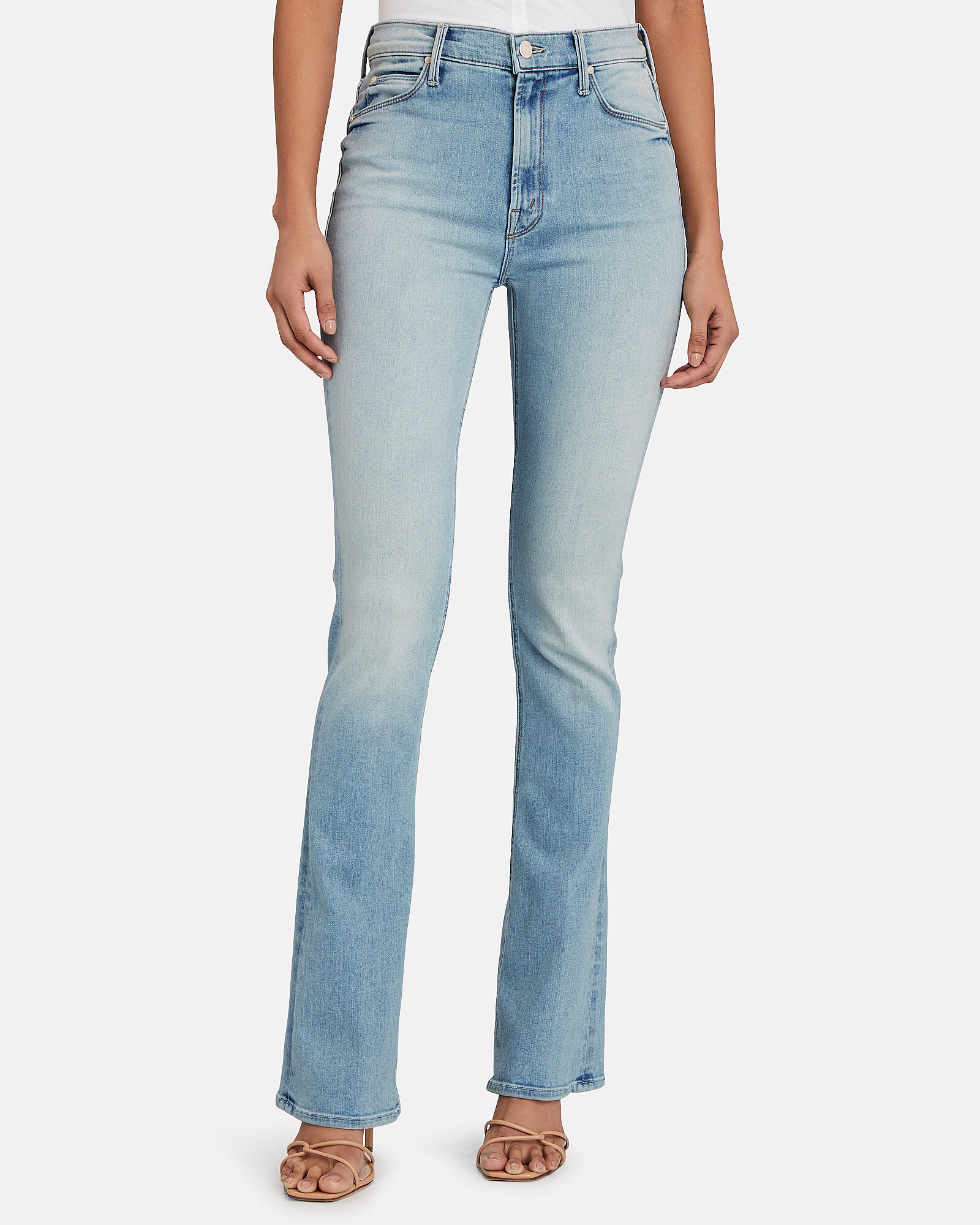 Runway High-Rise Bootcut Jeans, DENIM-LT, hi-res