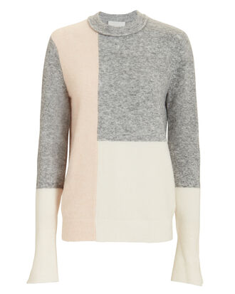 Lofty Colorblock Pullover, MULTI, hi-res