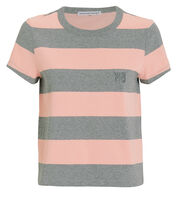 Wash & Go Striped Jersey Tee, MULTI, hi-res