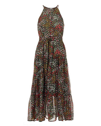 Richards Halter Dress, MULTI, hi-res