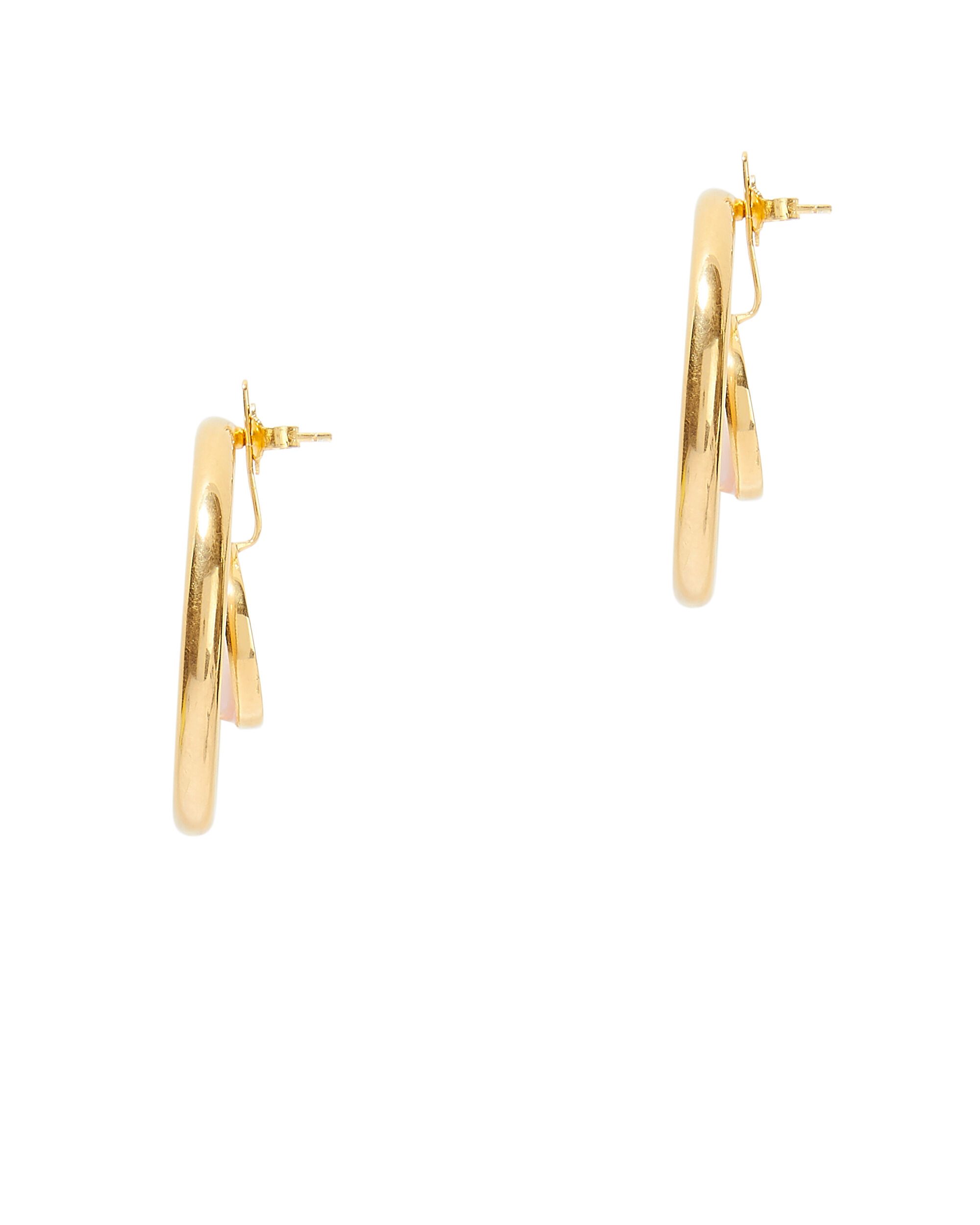 Fallon Earrings, PINK, hi-res