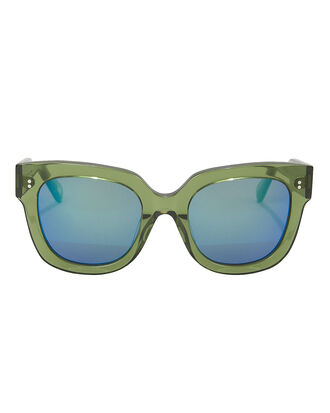 008 Green Sunglasses, GREEN, hi-res
