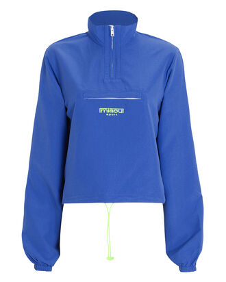 Lucca Track Jacket, BLUE, hi-res
