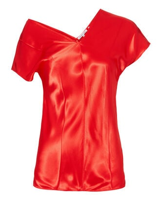 Asymmetric Red Top, RED, hi-res