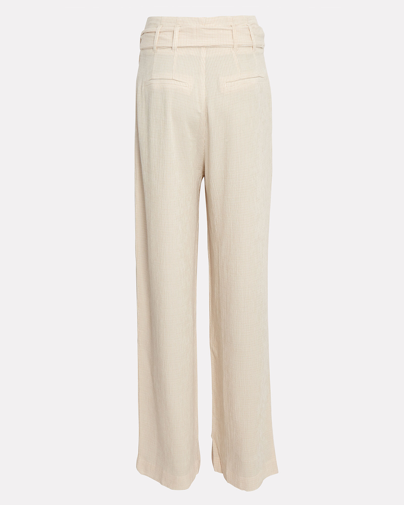 Nellie Paperbag Wide-Leg Trousers, MULTI, hi-res