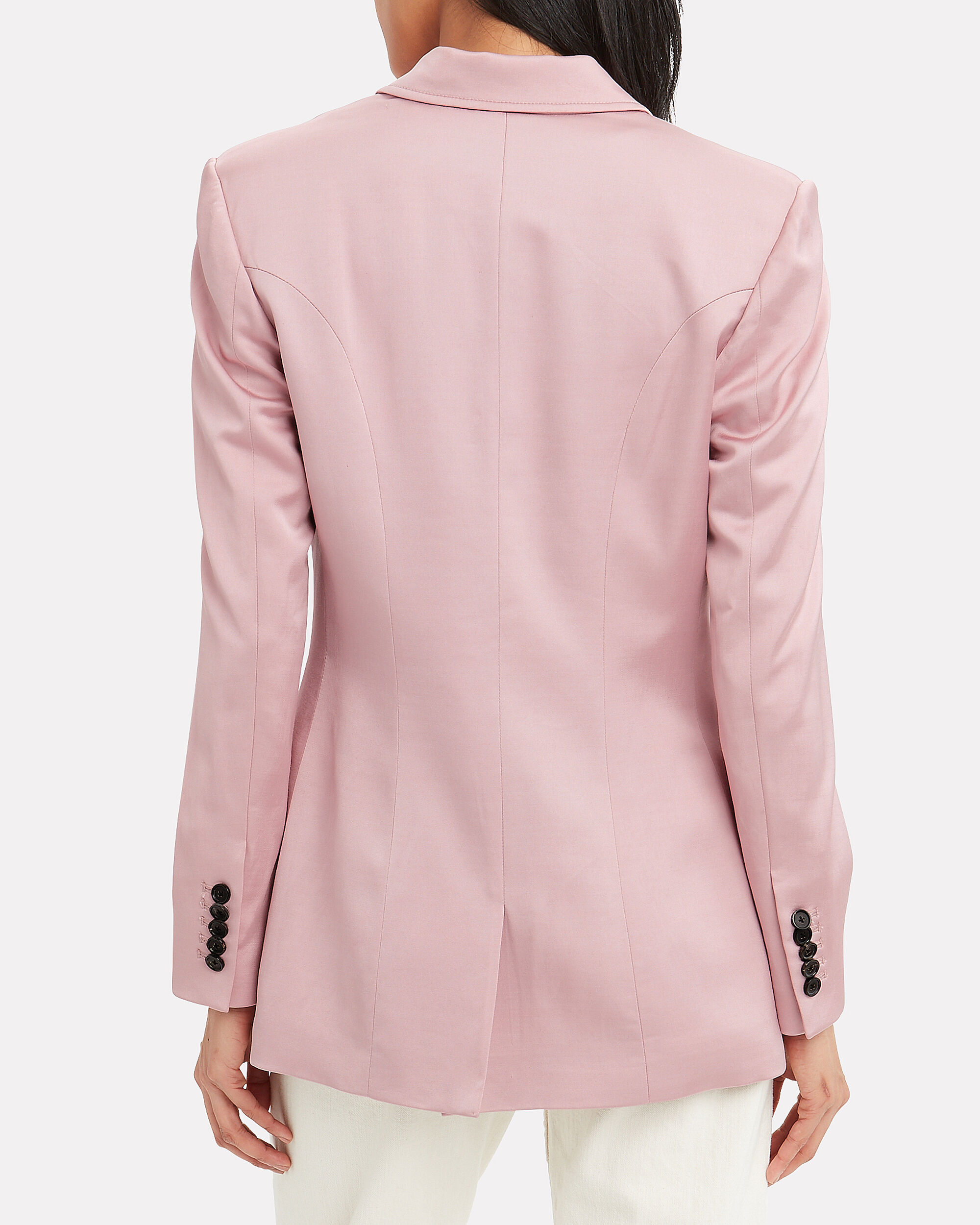 Sedgwick Double Breasted Blazer, ROSE, hi-res